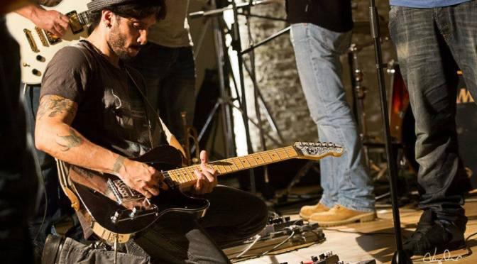 Fabrizio all'Hard Rock di Roma – SPECIALE