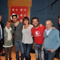 Fabrizio ospite a Radio2 Social Club