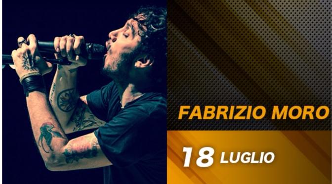 FABRIZIO MORO – ROMA @Ippodromo delle Capannelle
