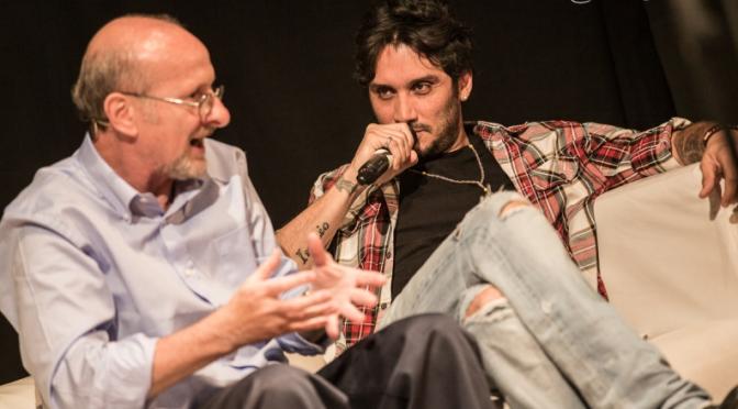 Fabrizio ospite di Stefano Mannucci al Tirso de Molina