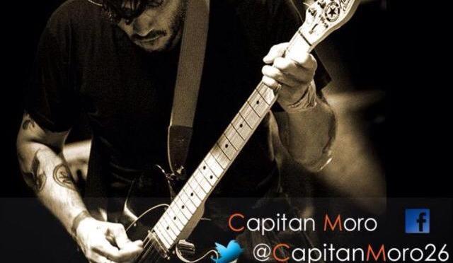 Capitan Moro sbarca su Instagram!