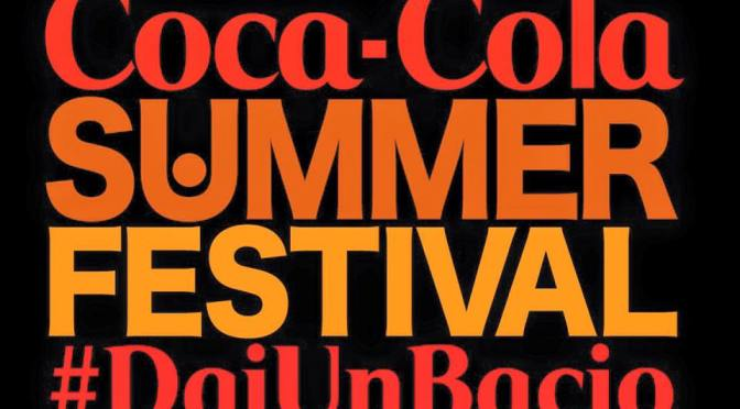 """""""Alessandra sarà sempre più bella"""" in gara al Coca-Cola Summer Festival"""